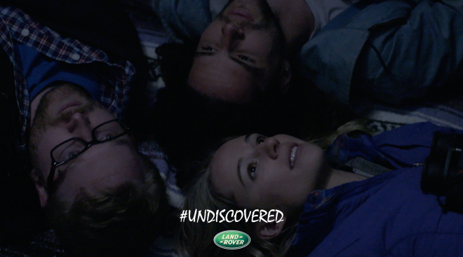LAND ROVER: #UNDISCOVERED