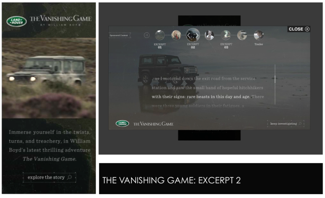 VANISHING GAME 2