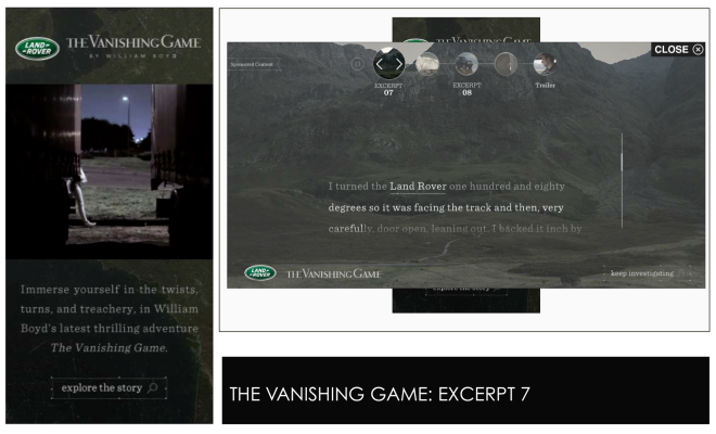 VANISHING GAME 3