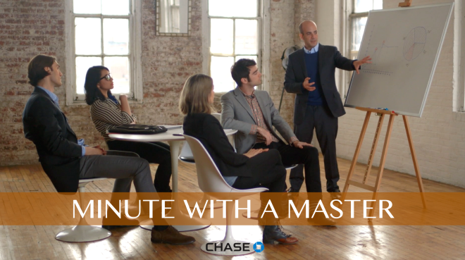 Minute With a Master