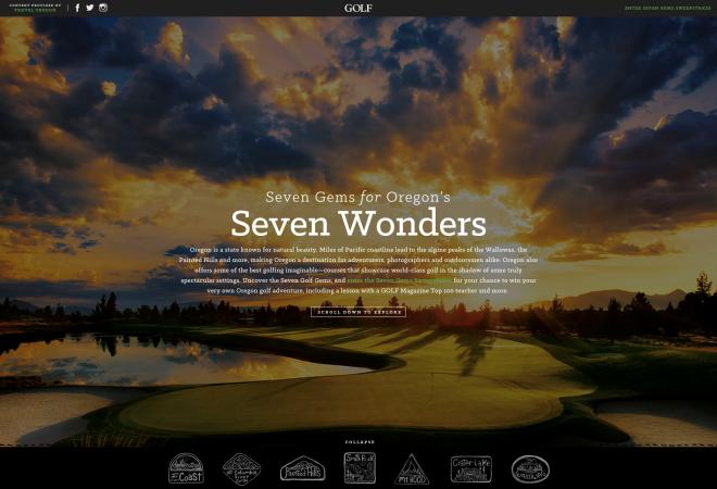 Seven Wonders Homepage