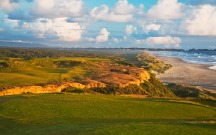 The Course: BANDON DUNES | The Wonder: The Coast |Bandon Dunes' courses have outrageous views of ocean and terrain. | Photo by Wood Sabold