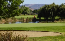 The Course: MEADOW LAKES | The Wonder: Painted Hills | Meadow Lakes is an 18-hole championship golf course.
