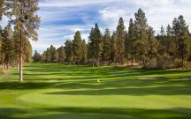 The Course: RUNNING Y RANCH | The Wonder: Crater Lake | Rated Top 5 US Courses for Women and the King's 10 Best Worldwide.