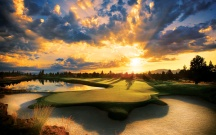 The Course: PRONGHORN | The Wonder: Smith Rock | The course presents a roller-coaster ride across an engaging high-desert canvas.