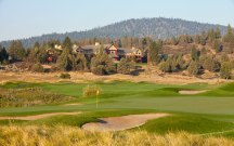 The Course: RUNNING Y RANCH | The Wonder: Crater Lake | Arnold Palmer includes his track at Running Y Ranch as one of his best.