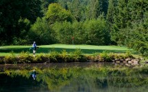 The Course: RESORT AT THE MOUNTAIN | The Wonder: Mt. Hood | With three nine-hole tracks, the Courses at the Resort at the Mountain fits any golfer's game.
