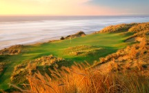The Course: BANDON DUNES | The Wonder: The Coast | When the game ends, the Wonder that is the Oregon Coast begins. | Photo by Wood Sabold