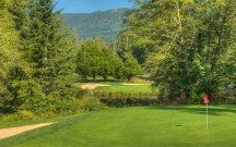 The Course: RESORT AT THE MOUNTAIN | The Wonder: Mt. Hood | The Courses is a Certified Audubon Cooperative Sanctuary, dedicated to ecosystem preservation.