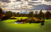 The Course: PRONGHORN | The Wonder: Smith Rock | Nearby is Smith Rock, as stunning as Pronghorn itself.