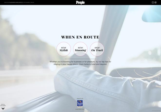 When En Route - People.com